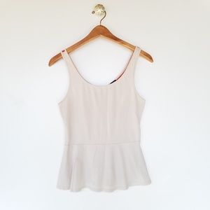 Express sleeveless top size small